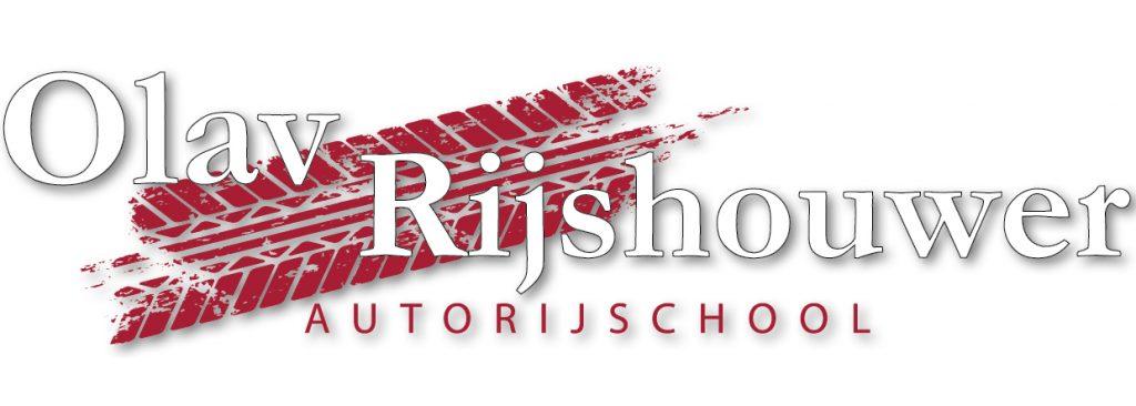 autorijschool olav rijshouwer logo